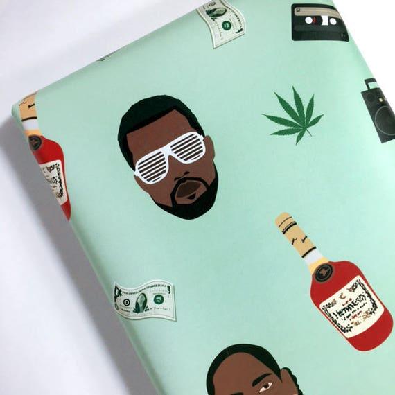 Hip hop paper
