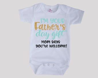Father's Day Gift, First fathers day, I'm your Father's Day,