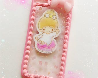 30% OFF~ iPhone7 Little Twin Stars Resin Case
