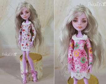 2 STYLES! Clothes/Outfit/Dress + Shoes for Monster High dolls