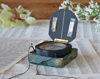 Vintage Keuffel & Esser Co. compass Forestry compass Collectible antique compass