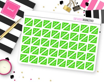 80 Pay Day Corner Planner Stickers for Erin Condren Life Planner, Plum Paper, or Mambi Happy Planner || M1101