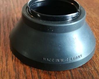 Vintage 32 mm Rubber Lens Hood for TLR or Rangefinder Camera Lens