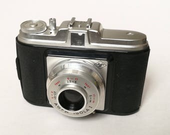 Vintage Agfa Isola I Middle Format 120-Film Camera from 1950s