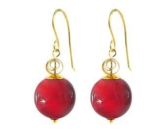 Murano Glass Earrings 'Venetian Jewel' from Mystery of Venice, Murano Earrings, Murano Glass Earrings, Murano Glass, Murano Glass Jewelry