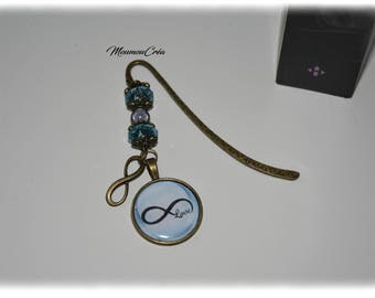 Bookmarks infinity jewelry