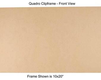 4x10 inch Clip Frames