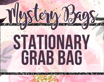Stationary Grab Bags-MYSTERY BAGS