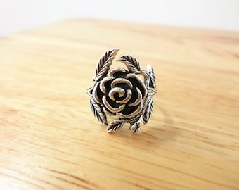 Rose silvers Ring Thailand