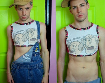 The Muppets:..Was Terrible, Crop Top