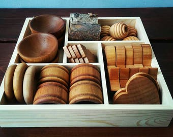 Loose Parts Box Set
