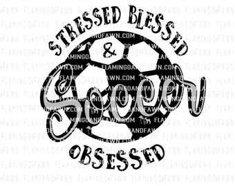 soccer svg, stressed blessed svg, soccer girl svg, sports women svg, svg soccer, girl soccer svg, svg soccer mom, soccer shirt svg