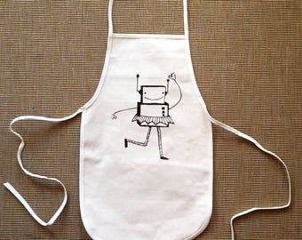 Robetta - Children's Apron