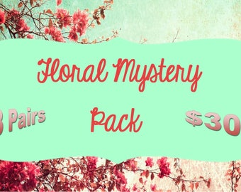 FLoral Mystery Pack