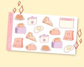 Kitchen-001   Planner Stickers
