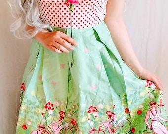 Symphony 50's Inspired Tea Dress (Large)