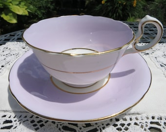Aynsley Vintage Tea Cup Bone China Cup and Saucer Made in England Tea Time Hostess Gift