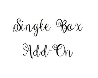 Single Proposal Box Add-On