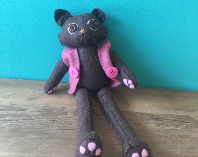 Sylvester the Cat-Creatures By Hetty Jean