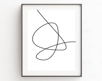 Minimalist Poster, Minimalist Art, Abstract Art Print, Large Wall Art, Minimalist Print, Abstract Art, Living Room Decor, Wall Prints