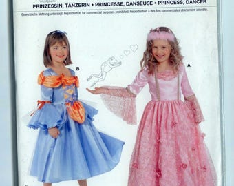 Burda kids No. 2410 pattern
