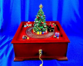 mr christmas music box - Mr Christmas Tree
