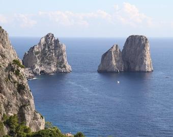 Capri print