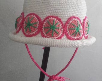 handmade girl Hat