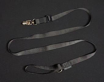 6' Adjustable Length Leash w/ Alligator Clip