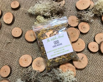 God Loose Incense - Pouch