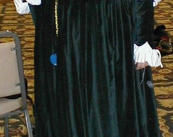 16th Century Women's German Gown (SCA/Costume)