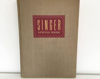 Singer Sewing Book (1951)