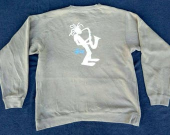 Vtg Mens STUSSY Crewneck Sweater