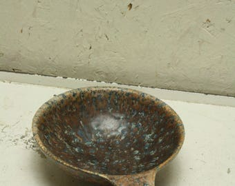 West German Pottery bowl by Dumler and Breiden 206/14
