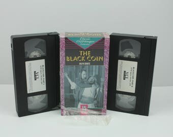 The Black Coin (1936) VHS