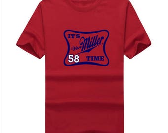 Archie MILLER TIME Basketball T-Shirt ALL Colors