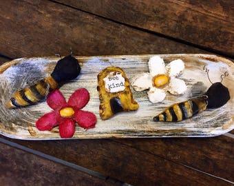 Bee bowl filler