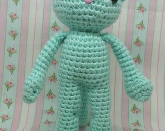 Made to Order Custom Amigurumi doll