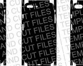 Iphone 7 PLUS Skin template for cutting or machining - Digital Download - For plotters, CNCs, Laser cutters, Silhouette Cameo, Cricut, etc