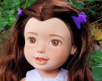 Meet Audrey - Madeunder Belle Disney doll