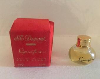 ST Dupont Signature pour Femme EDT for Women 5ml Mini Miniature Perfume Authentic