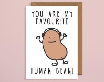 Bean Puns