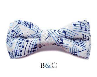 Bow tie child boy music.