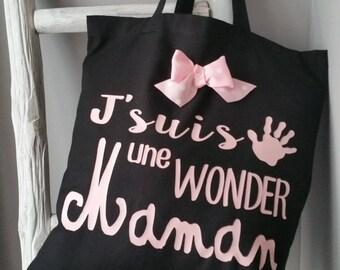Le tote bag spécial maman