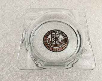 Vintage Wake Forest University Ashtray