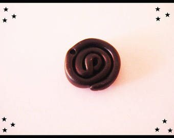 Pearl licorice Fimo clay polymer ♥ ♥