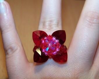 siam ruby ring