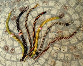 """Handmade bracelet kuhimino collection """"Summertime"""""""