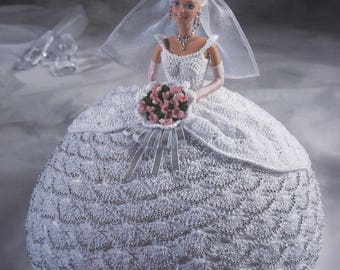 The Bridal Belle Collection Bride Doll Fashion Doll Crochet