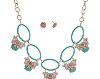 Cabo Necklace Set